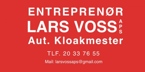 Entreprenør Lars Voss ApS